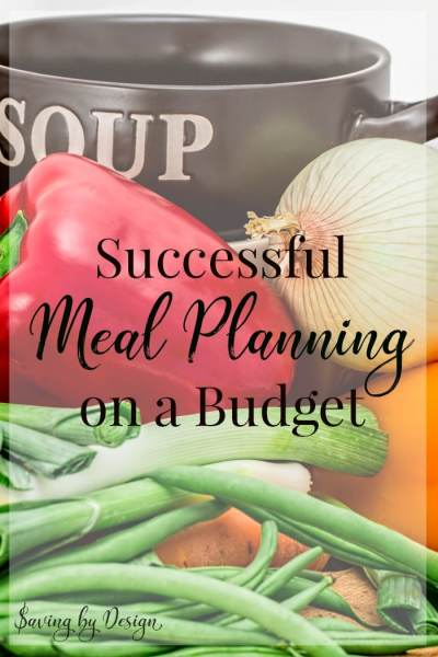 Do healthy, home-cooked meals for your family seem impossible? With these tips for successful meal planning you'll be saving money and eating great!