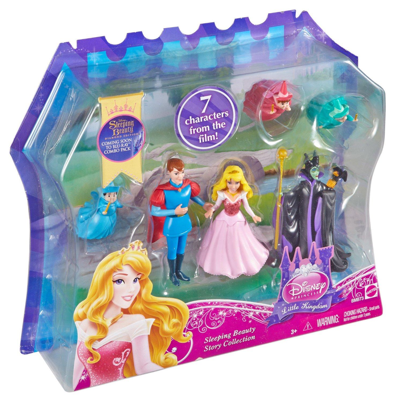 Disney Princess Little Kingdom Sleeping Beauty Story Set Only $5.86!