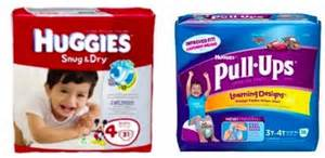 Save $8 In New Huggies & Pull-Ups Coupons + Upcoming CVS Deal!