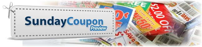 Sunday Coupon Preview 2/8/15