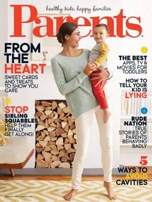 Parents Magazine – Free 1-Year Subscription