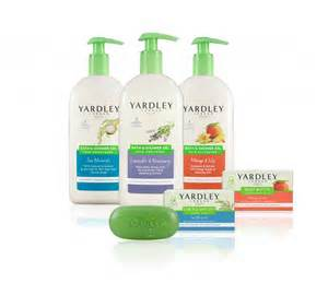 yardley soaps