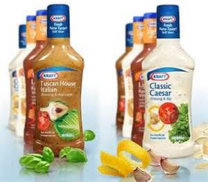 Save $1.00 off any TWO (2) KRAFT Dressings