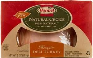 Save $0.50 off HORMEL NATURAL CHOICE meat