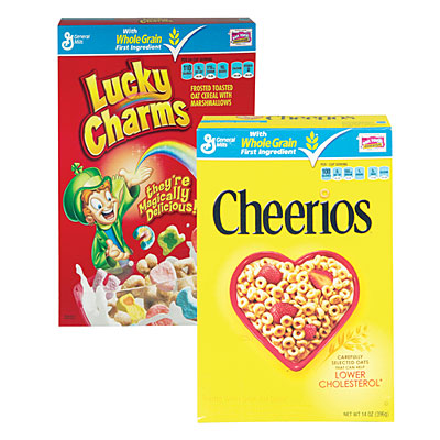 *High Value* General Mills Coupons To Print: Lucky Charms, Cheerios & More!