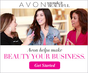 Sign up to become an Avon Representative and start earning right away!