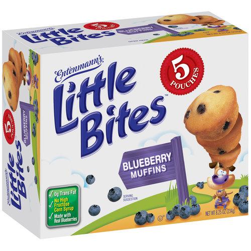 *Rare* $1.00 off ONE Entenmann's Little Bites Coupon!