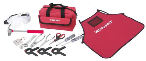 Walmart Deal Of The Day: Work Pro 14-Piece Kids Starter Tool Kit Only $9.87 ( Reg. $20.87)