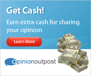 Opinion Outpost – Got An Opinion? Why Not Get Paid For It