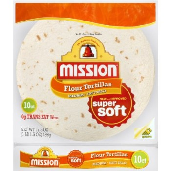 New – $0.55 off 1 Package of Mission Soft Taco Tortillas & Upcoming ShopRite Deal!