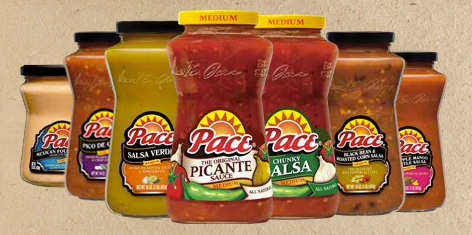 Save $0.50 off any 2 Pace Salsa, Picante Sauce, or Dips