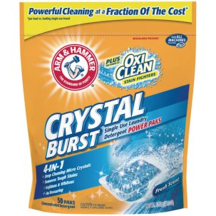 ARM & HAMMER Power Paks Laundry