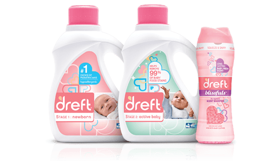 Save Up To $6 n New Dreft Detergent Coupons