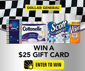 Sign up for Dollar General's e-newsletter For Special Offers & Coupons!