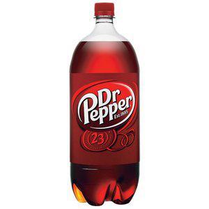 Save $1.00 off 2 Dr Pepper 2-liter bottles/12-pack cans