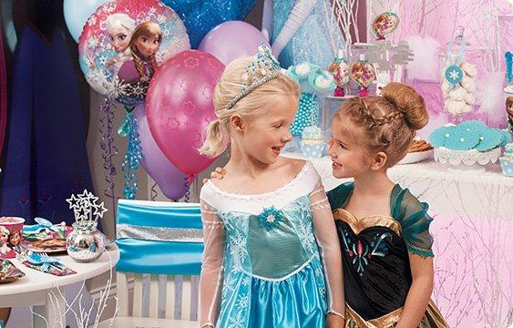 Get up to 66% off Frozen Party Supplies at Birthday Express!