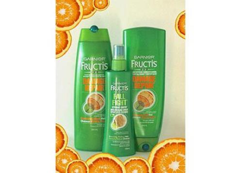 Garnier hairproducts