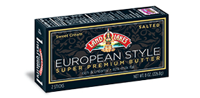 New Coupon: $0.50 off 1 LAND O LAKES European Premium Butter