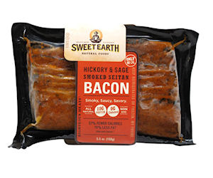 Free Pack of Sweet Earth Benevolent Bacon (Email)
