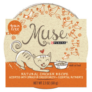 B3G3 free Muse by Purina Wet Cat Food