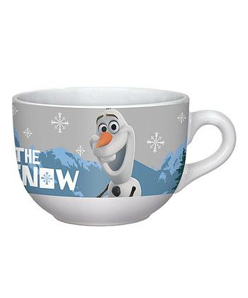 Disney – Set Of 4 Disney Frozen Soup Mugs Only $19.99