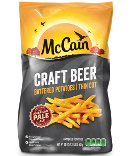 Rare* $1.00 off One Package McCain Beer Batter Products
