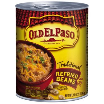 $0.30 off ONE CAN any Old El Paso Refried Beans