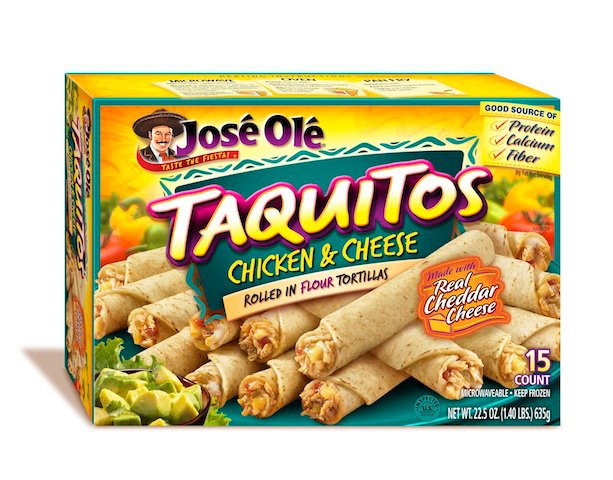 New Coupon – $3.00 off Two Jose Ole Taquitos