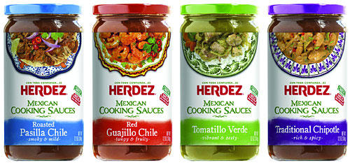 Save – $0.75 off one HERDEZ Cooking Sauce