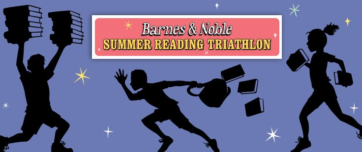 Free Book with Barnes & Noble Summer Reading Program