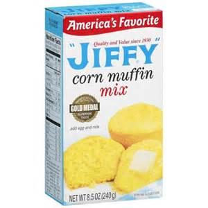 FREE – Jiffy Corn Muffin Mix
