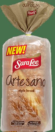 Sara Lee Artesano Sandwich Bread
