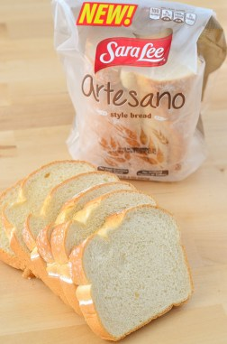 Sara Lee Artesano Sandwich Bread 1