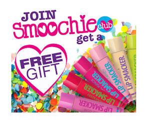 Get 3 Free Lip Smacker Lip Balms & Lanyard!