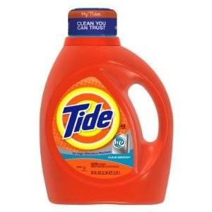 Save –  $1.00 off ONE Tide Detergent 69oz – 75oz
