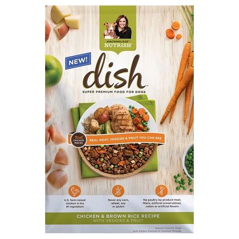 Free Sample of Rachael Ray Dish Dog Food
