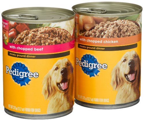2 New Pedigree Dog Food Coupons Available To Print!