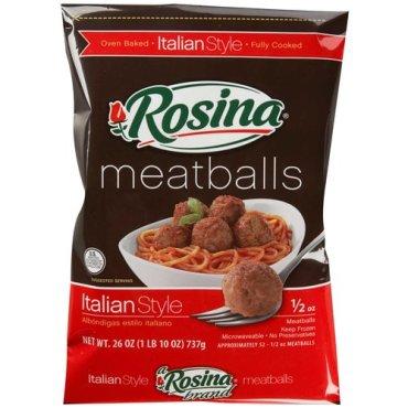 Rosina Meatballs