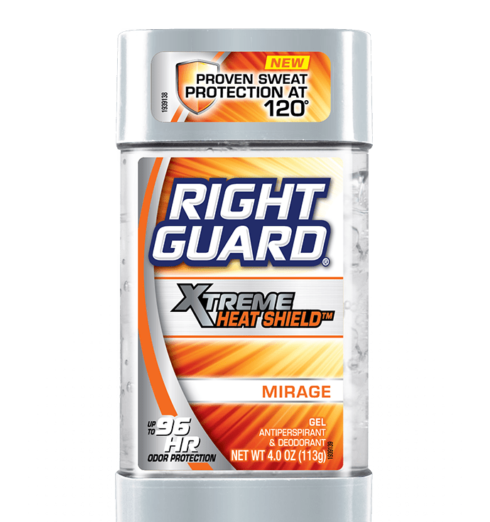 New Coupon – $2.50 off THREE (3) Right Guard Xtreme Products