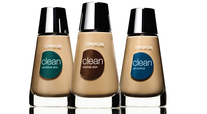 Save – $2.00 off ONE COVERGIRL Clean Liquid Make Up