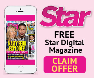 FREE one-year digital subscription to Star Magazine!