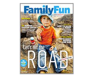 Free Subscription to FamilyFun