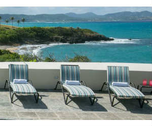 Win a Trip for 2 to St. Croix worth over $5,000!