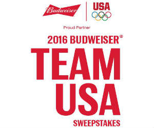 Win over 600 Budweiser Team USA Prizes Instantly!