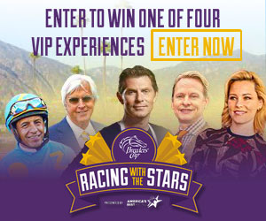 Racing with the Stars Breeders' Cup Sweepstakes