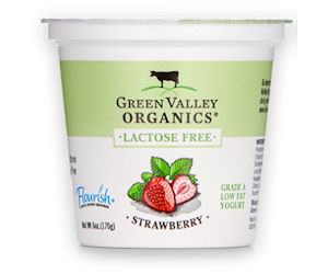 Moms Meet – Free Green Valley Organics Lactose-Free Yogurt