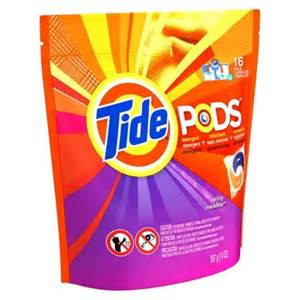 *Hot Deal* Tide Pods Detergent ONLY $2.99 at Walgreens with Coupon