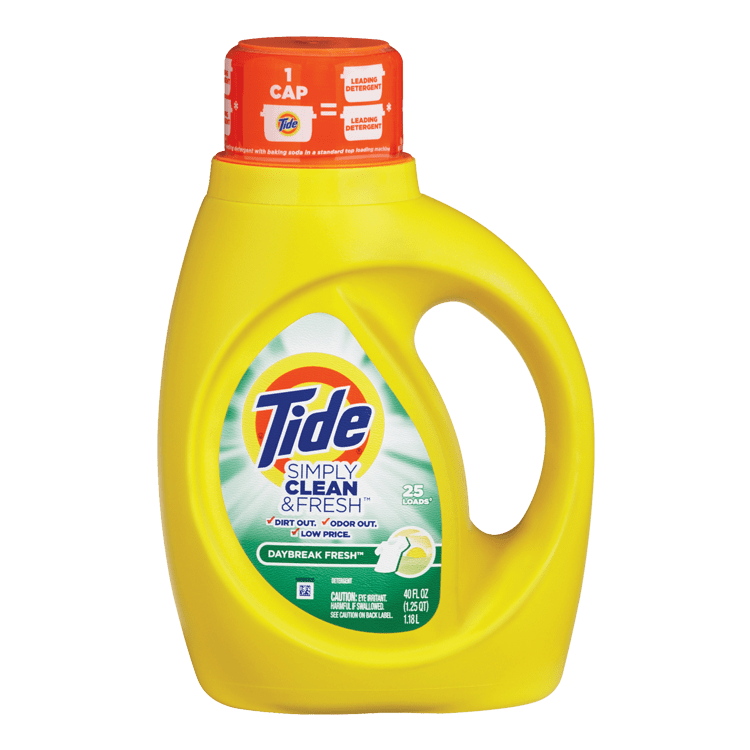 *RARE* $1.00 off (1) Tide Simply Clean and Fresh