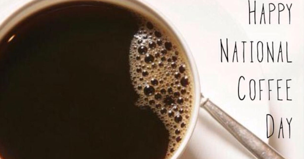 National Coffee Day Freebies & Deals