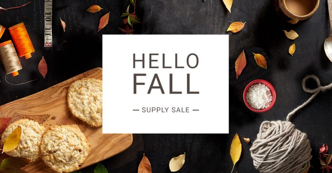 craftsy-fall-sale